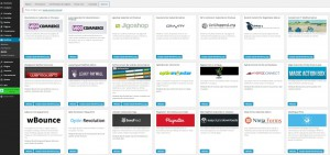 Gestor de newsletters para wordpress