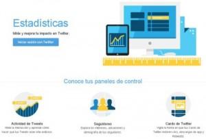 Twitter Analytics Iniciar Sesión
